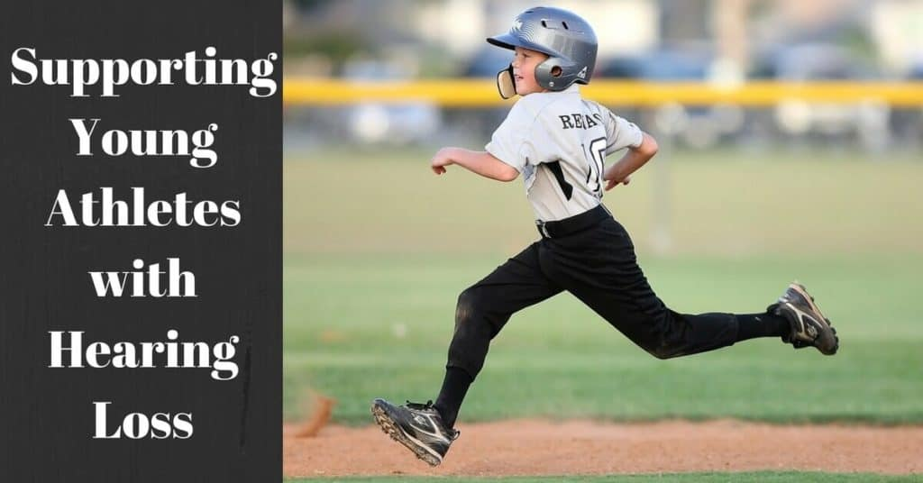 Supporting Young Athletes with Hearing Loss