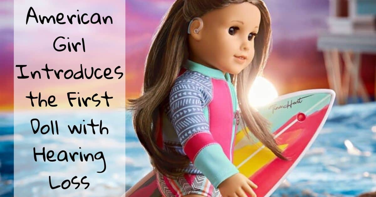 American Girl Introduces the First Doll with Hearing Loss